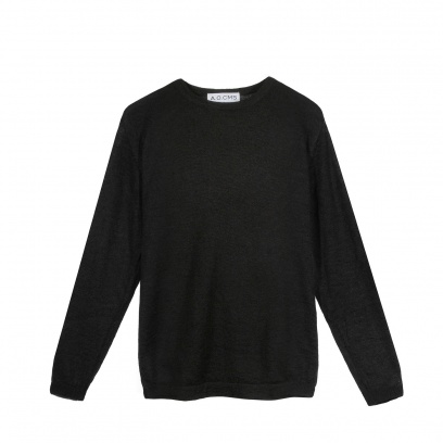 THE MOHAIR MIX O-NECK SWEATER