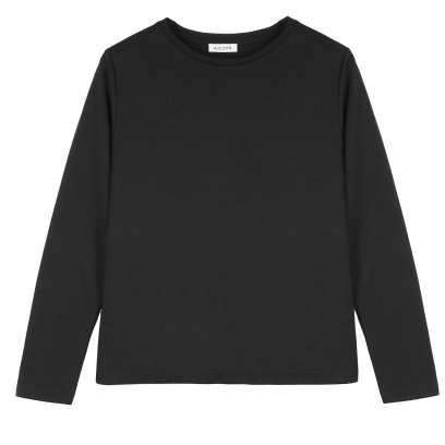 WOMENS LYOCEL LONG SLEEVE
